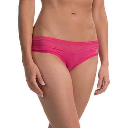 Terramar MicroCool® Panties - Bikini (For Women) in Geranium - Closeouts