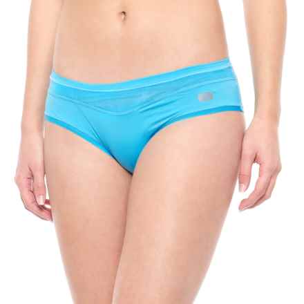 Terramar MicroCool® Panties - Hipster (For Women) in Bluebird - Closeouts