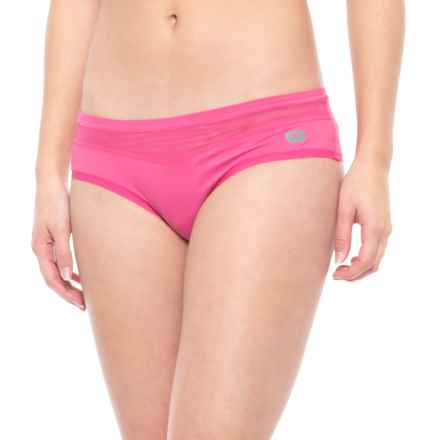 Terramar MicroCool® Panties - Hipster (For Women) in Geranium - Closeouts