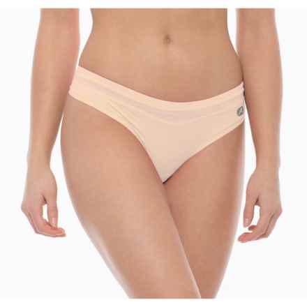 Terramar MicroCool® Panties - Thong (For Women) in Nude - Closeouts