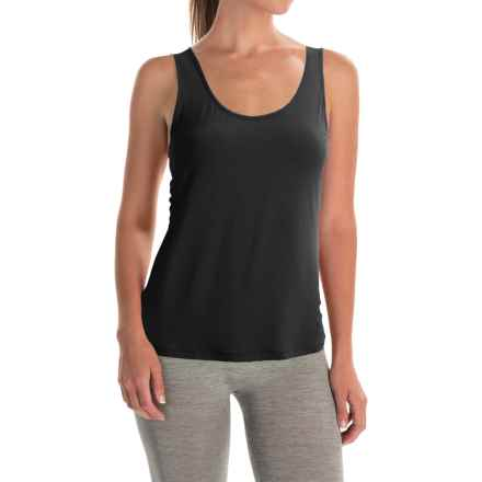 Terramar Natara Cami Tank Top (For Women) in Black - Closeouts