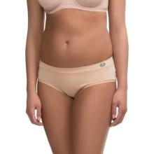 Terramar Natara Climasense Panties - Hipster Briefs (For Women) in Nude - Closeouts