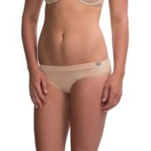 Terramar Natara High-Performance Panties - Bikini (For Women) in Nude - Closeouts