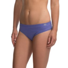 Terramar Natara High-Performance Panties - Bikini (For Women) in Periwinkle - Closeouts