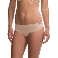 Terramar Natara Thong Panties (For Women) in Nude - Closeouts