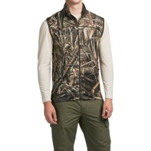 Terramar Predator Vest - UPF 50+ (For Men) in Real Tree Max5/Bison Brown - Closeouts