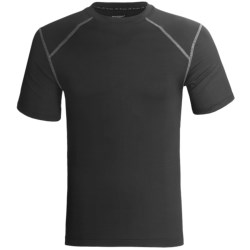 Terramar Pro-Jersey T-Shirt - UPF 25+, Short Sleeve (For Men) in Grey Heather