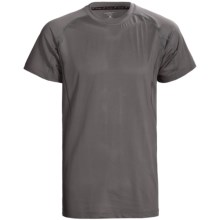 Terramar Pro-Mesh T-Shirt - UPF 25+, Short Sleeve (For Men) in Gunmetal - Closeouts