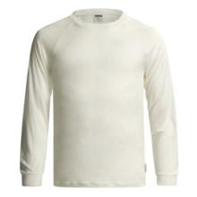 Terramar Silk Base Layer Top - Lightweight, Long Sleeve (For Men) in Natural - 2nds