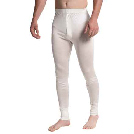 Terramar Sportsilks Base Layer Pants (For Men) in Natural - Closeouts