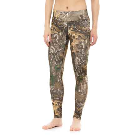 Terramar Stalker 2.0 Base Layer Pants - UPF 25+ (For Women) in Realtree Xtra - Closeouts