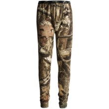 Terramar Stalker Base Layer Bottoms (For Kids and Youth) in Mossy Oak Breakup Infinity - Closeouts