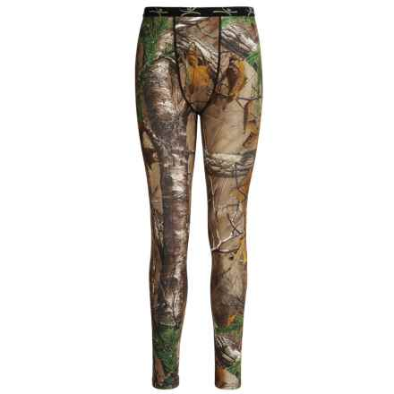 Terramar Stalker Base Layer Pants (For Little and Big Kids) in Realtree Xtra - Closeouts