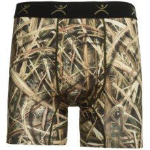 Terramar Stalker Camo Boxer Briefs - Underwear (For Men) in Mossy Oak Blade - Closeouts