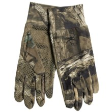 Terramar Stalker Thermolator II Liner Gloves (For Men) in Mossy Oak Breakup Infinity - Closeouts