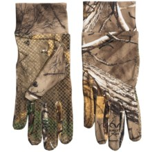 Terramar Stalker Thermolator II Liner Gloves (For Men) in Real Tree Xtra - Closeouts