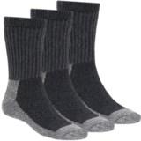 Terramar Steel Toe Work Socks - 3-Pack (For Men and Women)