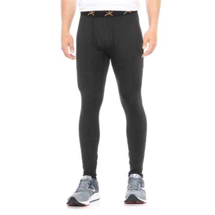 Terramar Thermolator 2.0 Base Layer Pants - UPF 50+ (For Men) in Black - 2nds
