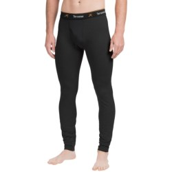 Terramar Thermolator Base Layer Pants - Midweight (For Men) in Black