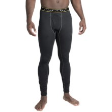 Terramar TXO 1.0 Base Layer Bottoms - UPF 50+ (For Men) in Carbon - Closeouts