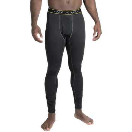 Terramar TXO 1.0 Base Layer Pants - UPF 50+ (For Men) in Carbon - Closeouts