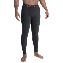Terramar TXO 3.0 Base Layer Bottoms - UPF 50+ (For Men) in Carbon - Closeouts