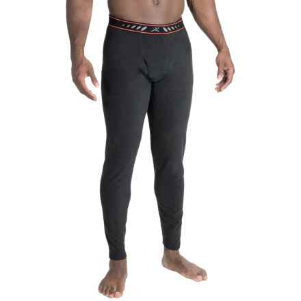 Terramar TXO 3.0 Base Layer Pants - UPF 50+ (For Men) in Carbon - Closeouts
