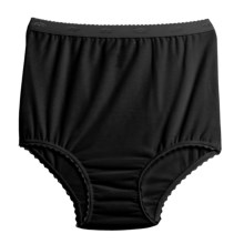 Terramar Underwear Briefs (For Women) in Black - Closeouts