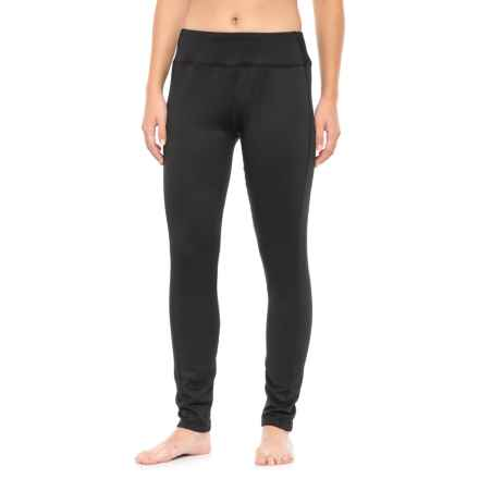 Terramar Vertix ClimaSense® 3.0 Base Layer Pants (For Women) in Black - Closeouts