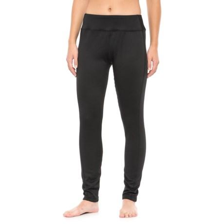 Terramar Vertix ClimaSense® 3.0 Base Layer Pants (For Women) in Black