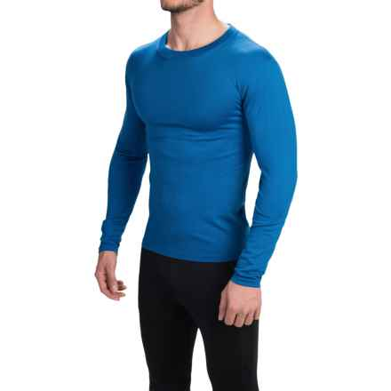 Terramar Woolskins Base Layer Top - Merino Wool, Long Sleeve (For Men) in Imperial Blue - Closeouts