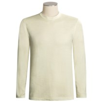 Terramar Woolskins Base Layer Top - Merino Wool, Long Sleeve (For Men) in Natural - Closeouts
