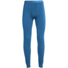 Terramar Woolskins Long Underwear Bottoms - Merino Wool, Heavyweight (For Men) in Imperial Blue - Closeouts