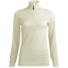Terramar Woolskins Long Underwear Shirt - Merino Wool, Long Sleeve (For Women) in Natural - Closeouts