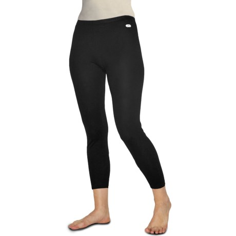 Terramar Woolskins Merino Wool Bottoms (For Women) in Black