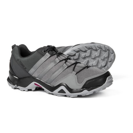 Adidas Mens Shoes TERREX AX2R MEN'S OUTDOOR HIKING BOOT CARBON GREY SIZE 13