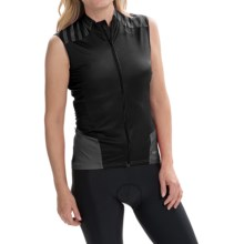 Terry Echelon Cycling Jersey - Sleeveless (For Women) in Black - Closeouts