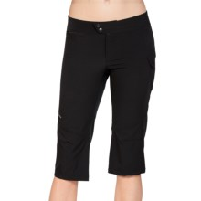 Terry Metro Cycling Knickers - Removable Liner (For Women) in Black - Closeouts