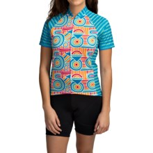 Terry Signature Cycling Jersey - Short Sleeve (For Women) in Opart Bike - Closeouts