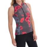 Terry Sun Goddess Cycling Jersey - Sleeveless (For Women)