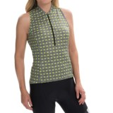 Terry Sun Goddess Cycling Jersey - Sleeveless (For Women)