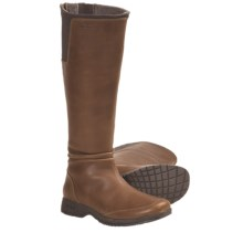 Teva Afton Boots - Leather (For Women) in Tan - Closeouts