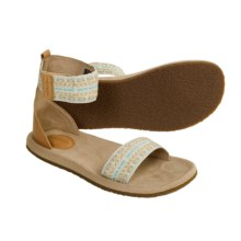 Teva Anna Sandals (For Women) in Honey Ale - Closeouts