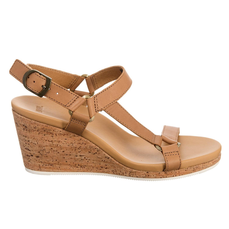 45c58edd39e2 Teva Arrabelle Universal Wedge Sandals (For Women) - Save 62%