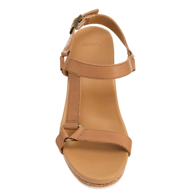 89fa88463450 Teva Arrabelle Universal Wedge Sandals (For Women) - Save 62%
