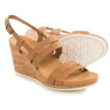 Teva Arrabelle Wedge Sandals - Leather (For Women)