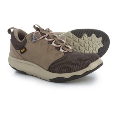 23a917537edb Teva Arrowood Hiking Shoes - Waterproof (For Women) in Walnut