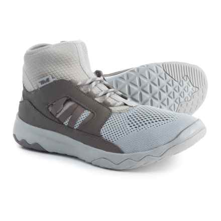 Teva Arrowood Swift Mid Premier Sneakers (For Men) in Grey - Closeouts