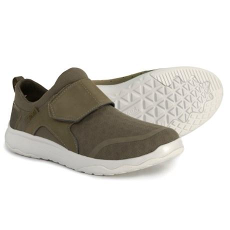 ac1a8b8d32f Teva Arrowood Swift Sneakers - Slip-Ons (For Women) in Dark Olive