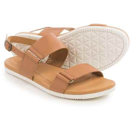 Teva Avalina Sandals - Leather (For Women) in Tan - Closeouts